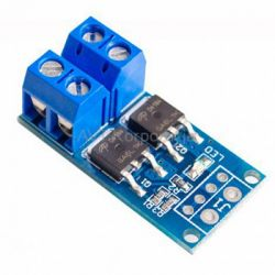 Płynne zapalanie LED z PIR HC - SR501 i PWM