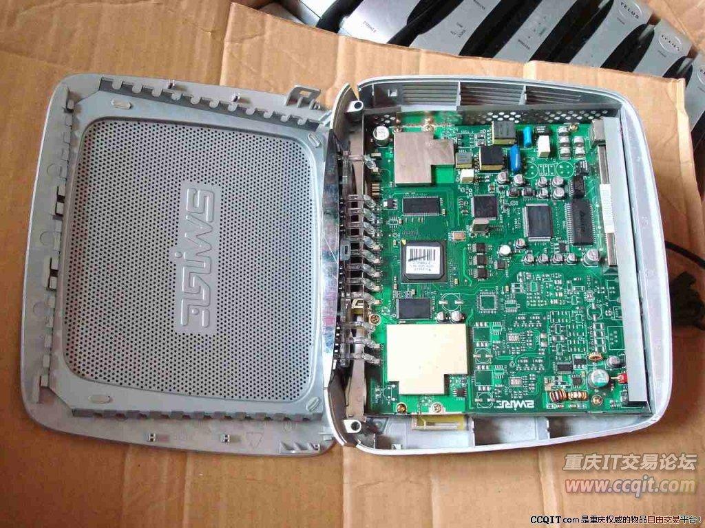 Dodanie portu WAN w 2wire 2700HG-B - elektroda.pl