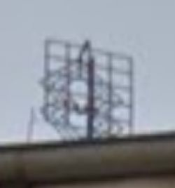 "- Antena telewizyjna typu ""BiQuad"""