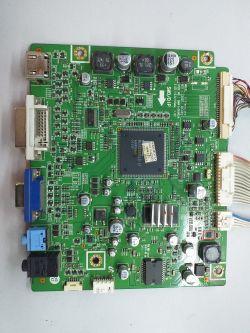 Samsung 2493HM - Uszkodzony element na płycie głównej