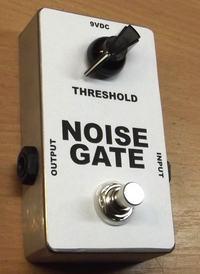 Gitarowa bramka szumów - NOISE GATE