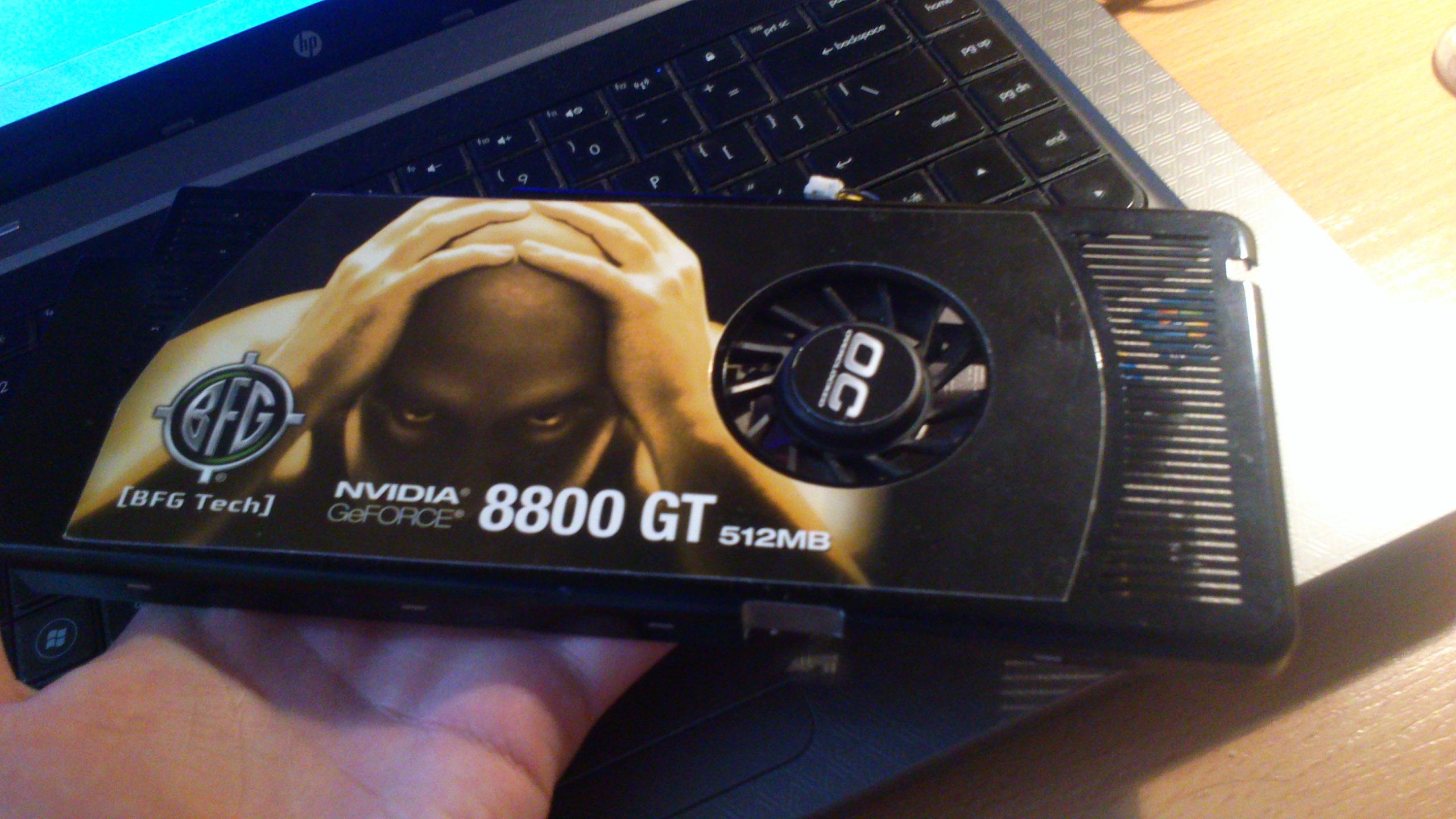[Sprzedam] Ch�odzenie do Nvidia Geforce 8800GT