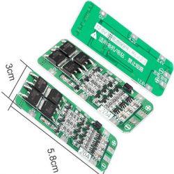 Pakiet 18650 - połączenie układu zabezpieczającego i balansującego