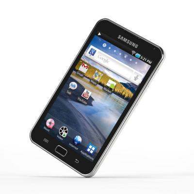 Samsung Galaxy WiFi 5.0, Androidowy odpowiednik iPoda Touch ju� w sprzeda�y