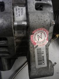 Alternator Astra jakie diody w mostku prostowniczym