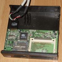 Czytnik kart pamięci - nie działa -kwestia sterownika czy uszkodzenie sprzętowe?