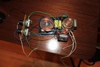 Budowa Kolumny pod głośniki z kompletu Sanyo SX1200