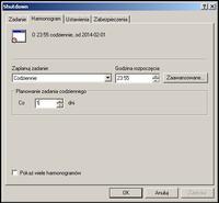 Windows XP - Uruchamianie zaplanowanych zadań bez logowania się użytkownika