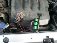Citroen Berlingo 2.0HDI - nie działa wentylator chłodnicy