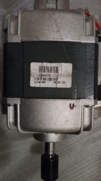 Hoover WD9616C-80 - błąd E08