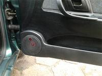 Wygłuszenie drzwi relacja - VW Polo Classic