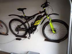 Szybki rower elektryczny By GreenMagic