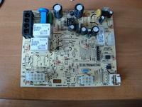 Whirlpool ART 489 - moduł zasilacza i wypalony układ TNY268