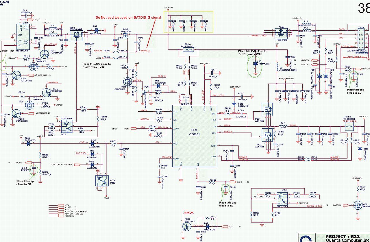 Da0r23mb6d0 rev a схема