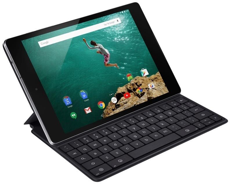 """Google Nexus 9 - tablet z 8,9"""" ekranem 2048 x 1536, Tegra K1 i Android 5.0"""