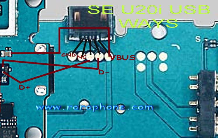 XPERIA X10 Mini Pro (U20i) problem z zasi�giem i micro USB