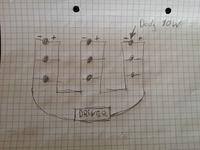 Re: Panel ledowy do roslin. Jak połączyć diody ?
