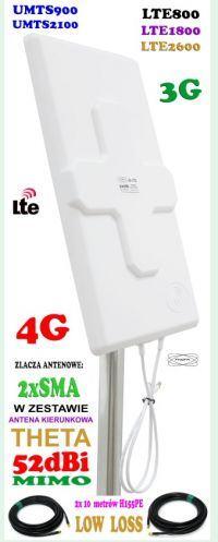 Dobór anteny LTE 2600Mhz oraz firmware do Huawei B593s-12