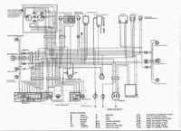 Podłączenie cewkomodułu - SUZUKI RG 80