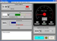 c20ne - gasnie podczas pracy na gazie