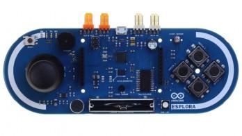 Esplora - p�ytka Arduino przeznaczona do budowy w�asnego kontrolera do gier