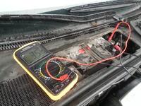 Audi a4 b6 awx - po ok. 2 dniach nie odpala, obciążenie akumulatora?