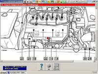 Mazda 6 MZR-CD 121 hp - Mazda nie pokazuje temeratury na desce rozdzielczej