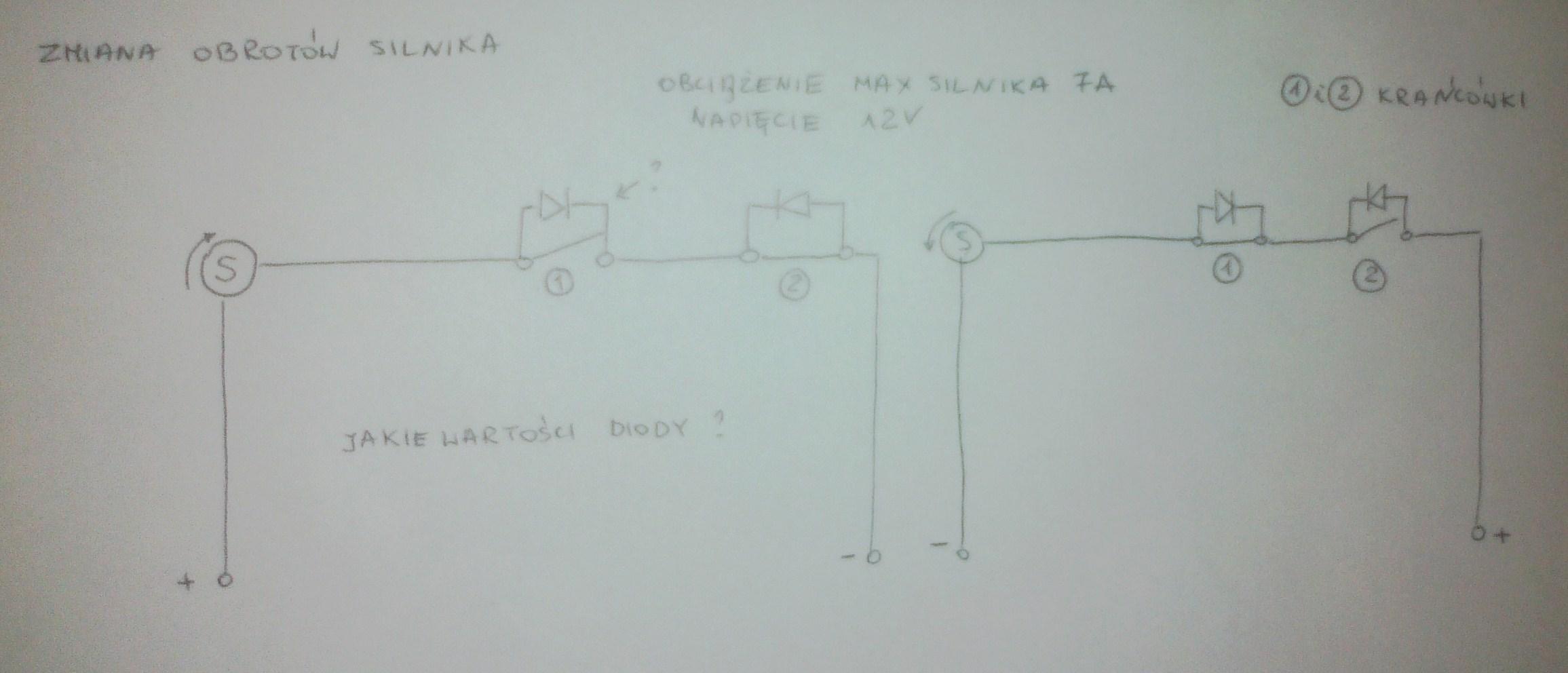 Jaka dioda do uk�adu zmiany biegunowosci