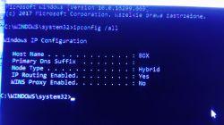 Zintegrowana karta sieciowa nie działa (?)