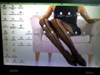 Lenovo 3000 n200 poziome rozszczepienie obrazu