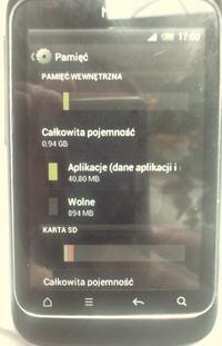 HTC Wildfire S czy inny telefon z nawigacją pod AutoMapę??