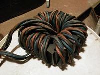 Ulepszenie spawarki transformatorowej (toroid) - budowa spawarki MIG