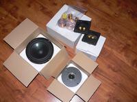 Dwudrożne monitorki na głośnikach STX