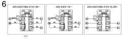 Płyta indukcyjna Bosch PIF672FB1E PL - podłączenie
