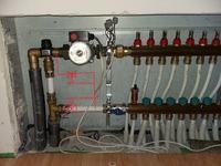 DeDitrich MCR 24T - Piec kondensacyjny + instalacja mieszana