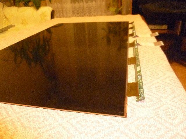 LG LED 37LV3550-ciemny obraz