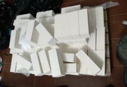 Buduję kręgowy piec do wypału ceramiki