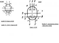 MC34-PL - instalacja lampy 6N2P zamiast 12AX7