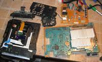 PS2 - Konsola PS2 SONY SCPH-50004 - resetujący się zegar