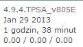 """Sagemcom F@st 3764 - aktualizacja oprogramowania, mia� by� """"up"""" wyszed"""