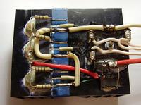 Honda CBR F3 - Budowa regulatora napięcia