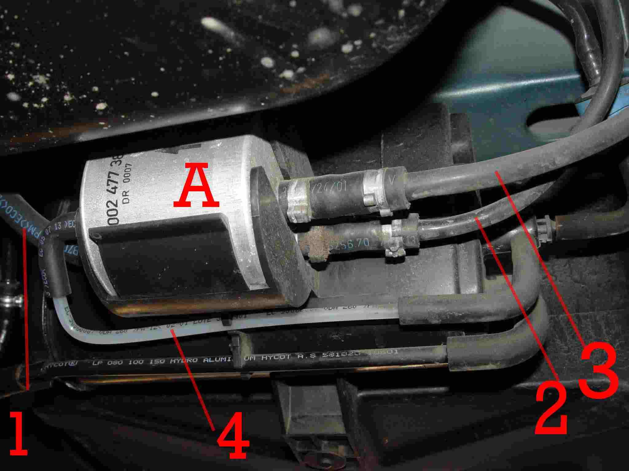 Chrysler 300 Fuel Filter Location 2007 Chysler Pt Cruiser 3