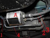 Mercedes A150 W169 - Serwis D
