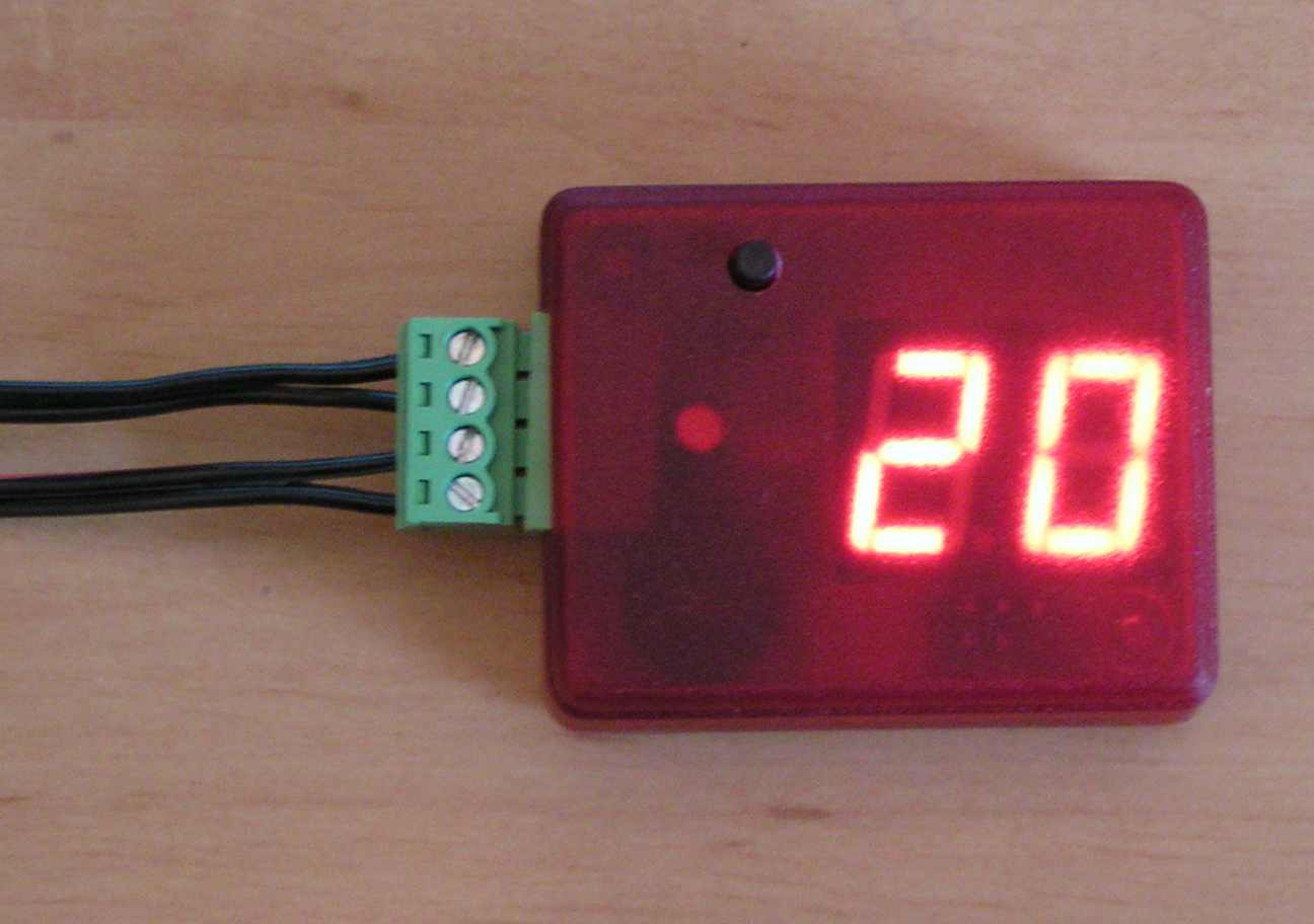 [Sprzedam] Termometr cyfrowy, dobry do CO