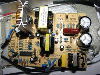Zasilacz do laptopa no-name zwarty tranzystor E13005-zamiennik szukam.