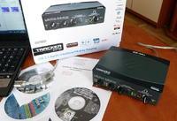 [Sprzedam] E-MU tracker pre USB karta d�wi�kowa ca�y zestaw Gwarancja