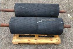 Jaki silnik i reduktor przenośnika taśmowego o szerokości 120cm i długości 600cm