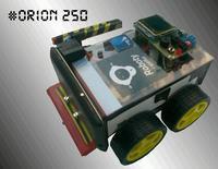 Orion 250 - wielozadaniowy robot mobilny!