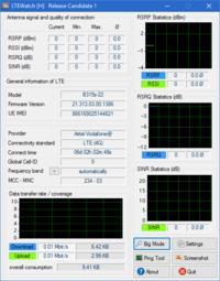 Huawei B315s-22 - Jak sprawdzić szczegóły połączenia 4G?