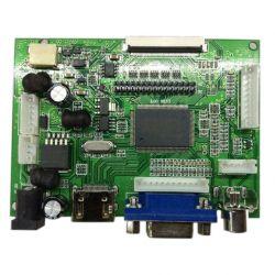 QUANTA Display QD15TL02 - Opis złącza LDVS Matryc